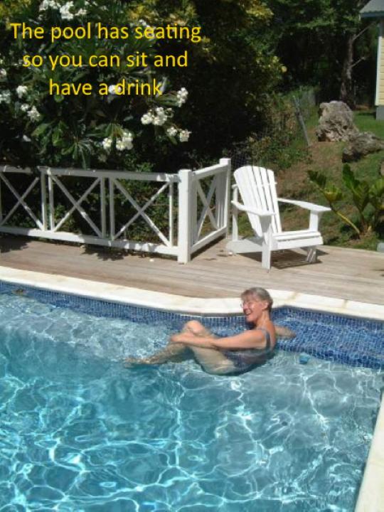 pool-seating